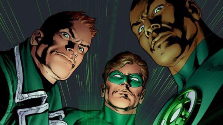 Green Lantern Reboot Officially Titled 'Green Lantern Corps.' - http://wp.me/p67gP6-1Tm