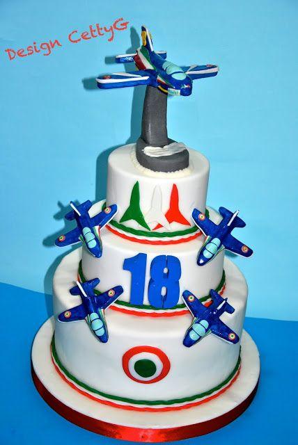 Le torte decorate di CettyG...: 18 ° Cake caccia militari...