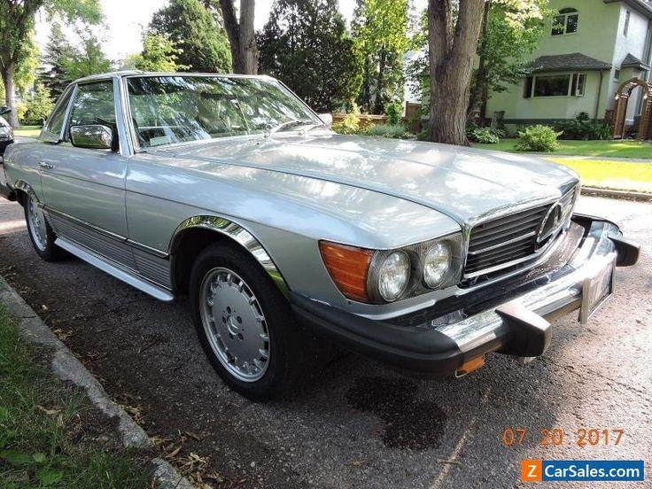 1976 Mercedes-Benz SL-Class #mercedesbenz #slclass #forsale #canada