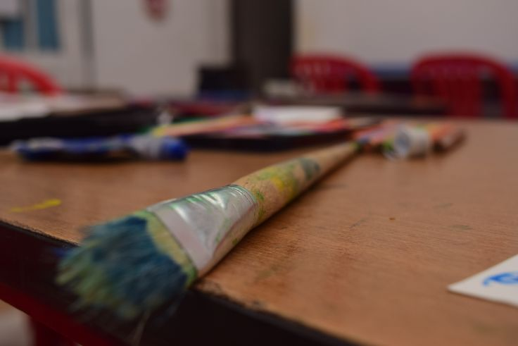 espacio para  demostra las tecnicas artisticas que se utilizaron en las sesiones