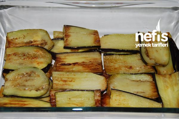 Beşamel Soslu Patlıcan Musakka 1