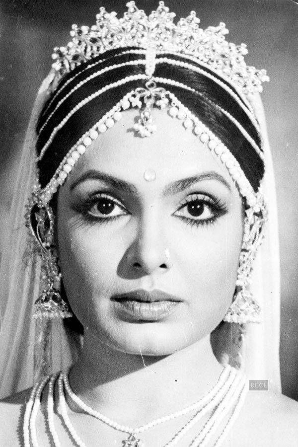 Parveen Babi 50 Beautiful Faces: 100 years of Indian Cinema