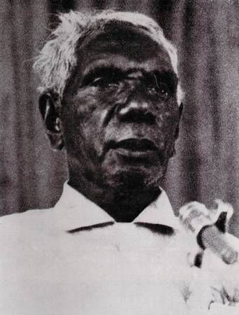 Vincent Lingiari AM, was an Aboriginal rights activist. Lingiari was a member of the Gurindji people. In his earlier life he worked as a stockman at Wave Hill Cattle Station. He also played the didgeridoo