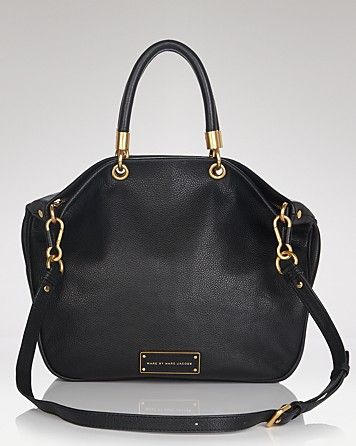 New Classic black bag MARC BY MARC JACOBS Satchel - Too Hot To Handle Mini Shopper | Bloomingdale's