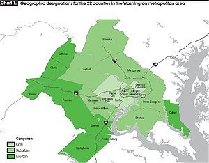 Washington metropolitan area - Wikipedia, the free encyclopedia