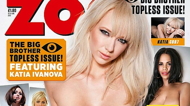 Ron Wood's ex Katia Ivanova poses topless, spills on what went wrong with May-December romance ~ Latest Fox News
