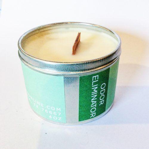 Home Fragrance | Poepa Soap - ODOR ELIMINATOR SOY CANDLE