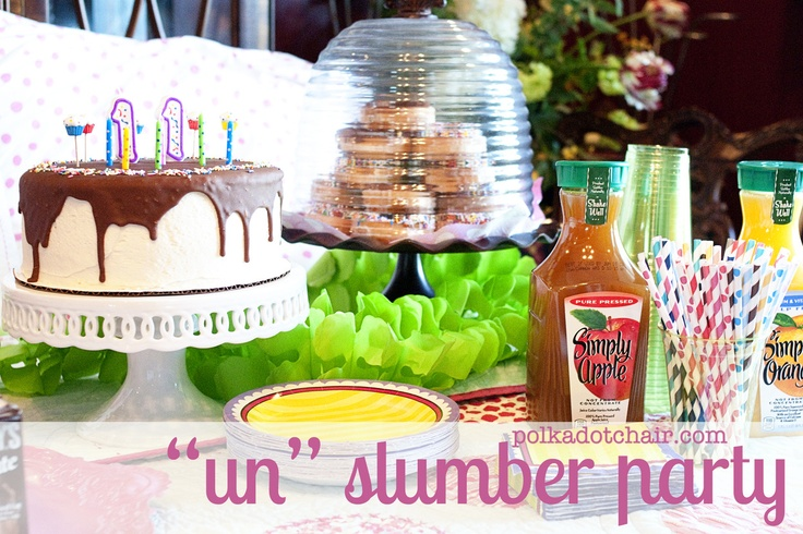 100 Best Slumber Party Fun Images On Pinterest