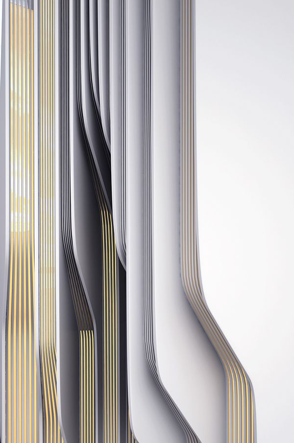 Details we like / Surface / Gray / Neon Details / Tecnological / at inspiration