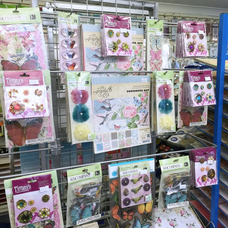 delightful embellishments perfect for card making and scrapbooking