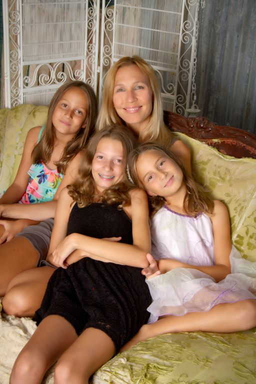 """""""The Ladies <3"""" Portrait Creations Professional Family Portraits in Charlotte, NC."""
