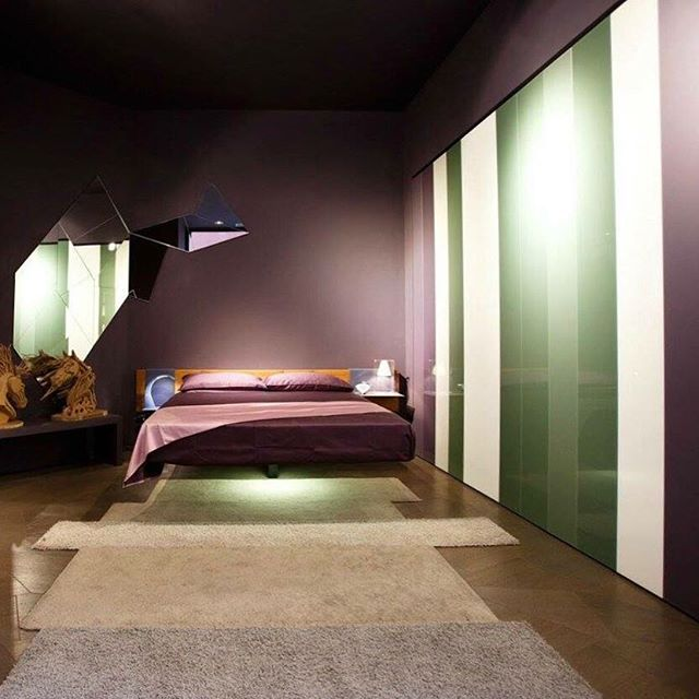 Have colourful dreams • Good Night @ LAGO STORE Roma Ripetta •  #lagodesign #homedecor #dreams #night #instalove #cool #style #bedroom #home #interiors