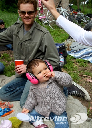 no such think as 2 young to party.. #kids #bbq #goldengatepark