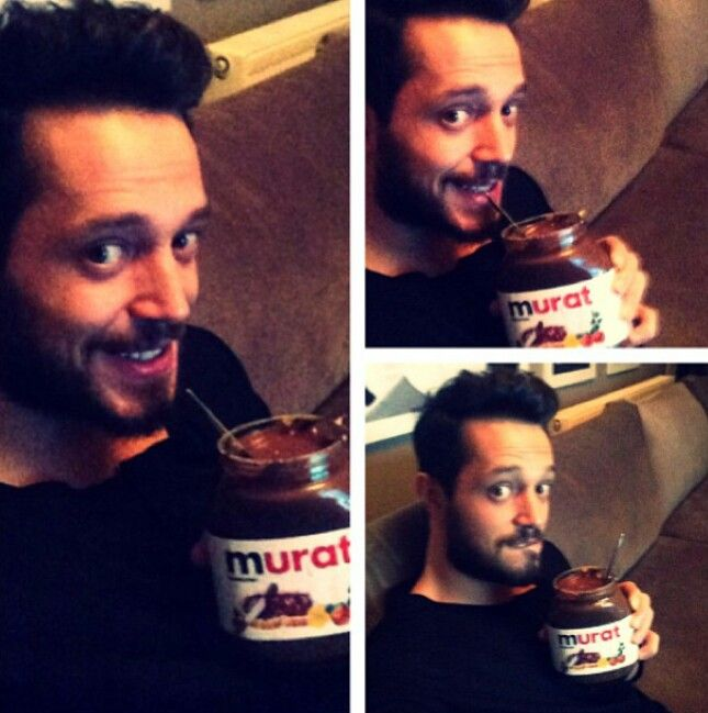 Murat boz & nuttela ♡