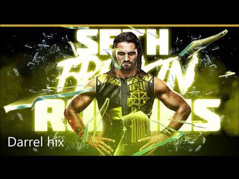 """Seth Rollins WWE Theme Song """"The Second Coming"""" (V3) [""""Burn It Down"""" int..."""