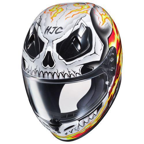 Ghost Rider Motorcycle Helmet by HJC