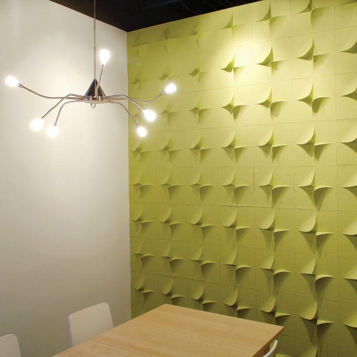 Paperforms 3d Wallpaper Tiles 45 Best Acoustic Tile Alternatives Images On Pinterest