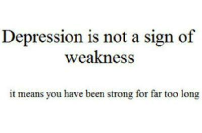 You are showing signs of depression | Do you have depression? - Quiz | Quotev