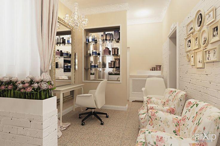 - дизайн интерьера, салон красоты, спа ... Спа Салон Проект