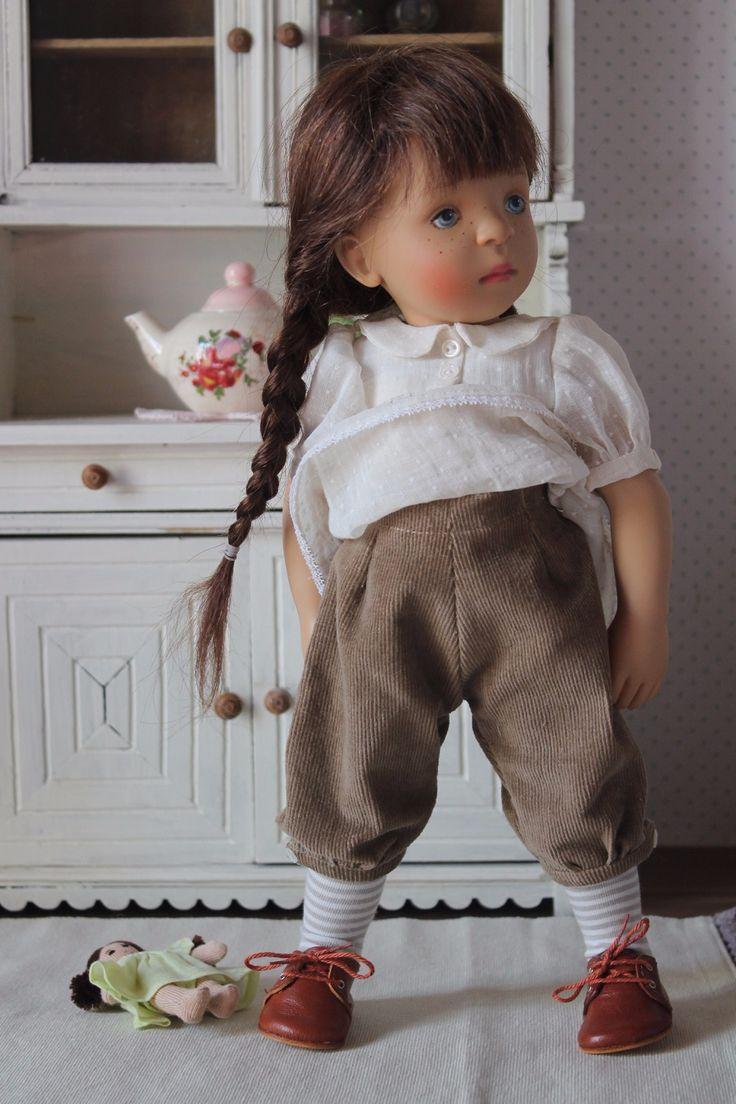 1373 besten Patrones ropa de muñecas Bilder auf Pinterest ...