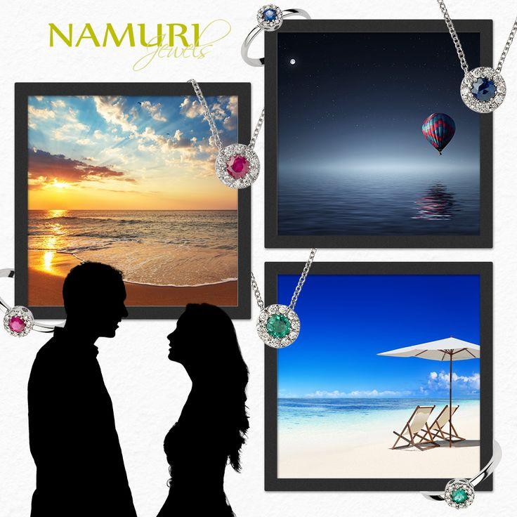 Namuri Jewels - Moments - Il gioiello perfetto per ogni Momento della tua vita! Scopri le collezioni su https://destefanogioielleria.itcportale.it
