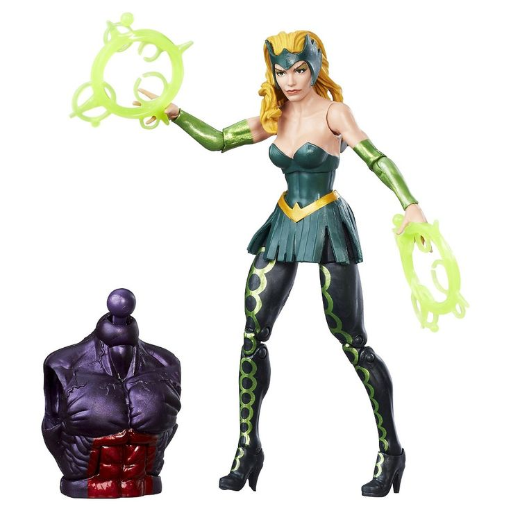 Marvel Legends Mystic Rivals: Marvel's Enchantress 6