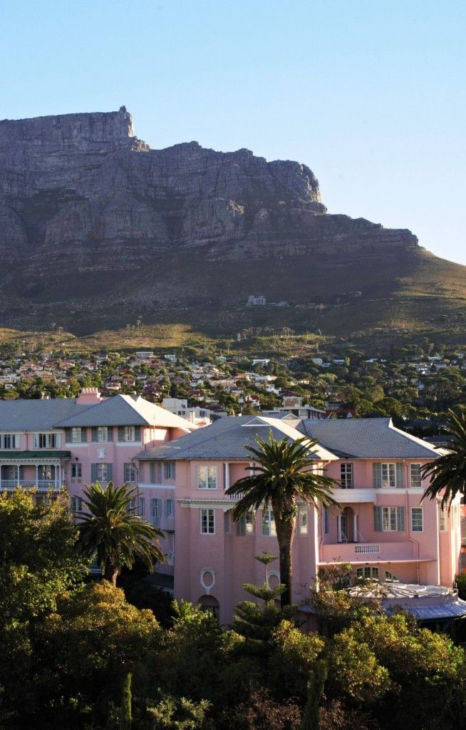 The Grand Nellie - Mount Nelson Hotel, Cape Town