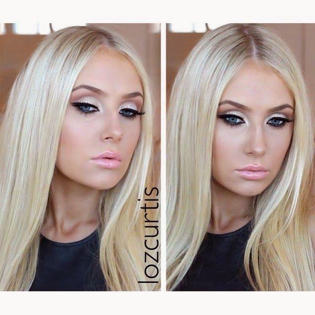 Makeup inspiration for Xmas