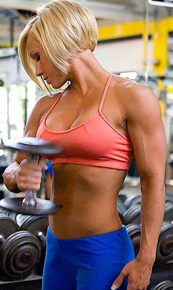 Jamie Eason Workout