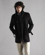 Nena & Pasadena Castro Wool Jacket (Black) $189.95