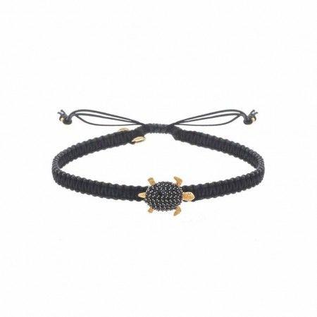 Turtle Woven Bracelet