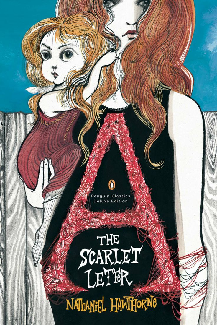 The Scarlet Letter by Nathaniel Hawthorne 9780143105442