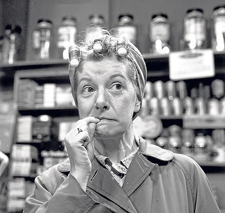 Hilda Ogden - Coronation Street