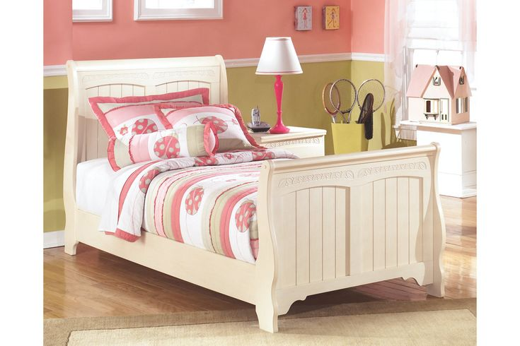 Best Cottage Retreat Twin Sleigh Bed Bed Furniture Cottage 400 x 300