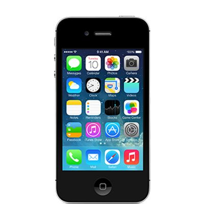 Refurbished iPhone 4 from Mad Hat Mobiles