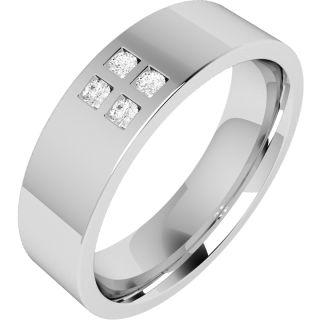 36 best Mens diamondset wedding ring images on Pinterest Wedding