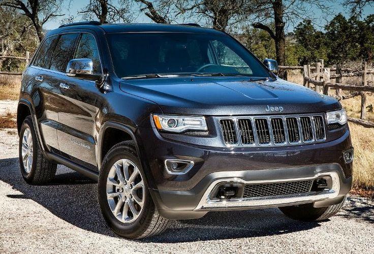 BmotorWeb: Jeep Grand Cherokee Diesel 2014 no Brasil (Preço)