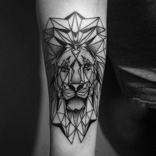 Lion Head Tattoos - Best Design Ideas on The Wild Tattoo