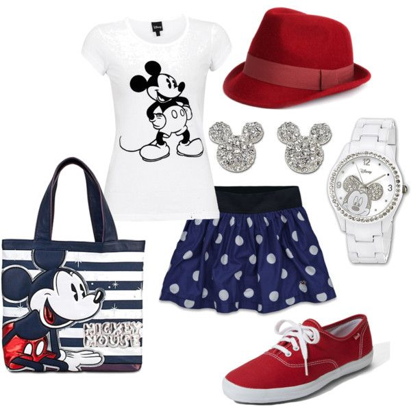 Mickey Mouse outfit! Perfect for Disney land. Soo cute for Rae
