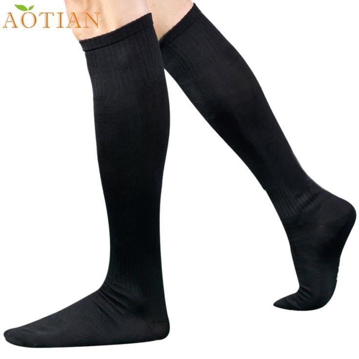 AONIJIE 8 Colors Soccer Socks Sports Football Socks Gifts Wholesale Men Soccer Long Socks Sock Baseball Hockey #HockeyGifts