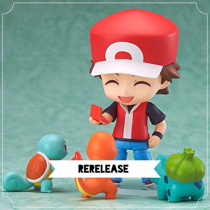 fb.com/NendoroidNews Preorder: 16Feb2017 1000JST Rerelease : 2017/06 4860 Deadline: 2Apr2017 2359JST https://www.pokemoncenter-online.com/sp/?p_cd=4521329163499 #Red #レッド #赤 #任天堂 #Nintendo #Pokemon #Pokémon #ポケットモンスター  fb.com/groups/NendoroidFrance  fb.com/groups/NendoroidSpanish fb.com/groups/NendoroidEnglish Import the Calendar to your application: bit.ly/NendoroidCalendar  #nendoroid #ねんどろいど #黏土人 #粘土人 #Figure #PVC #Nendos #ACG #Anime #toyphotography #toygraphy #GSC #cute #adorable #kawaii…