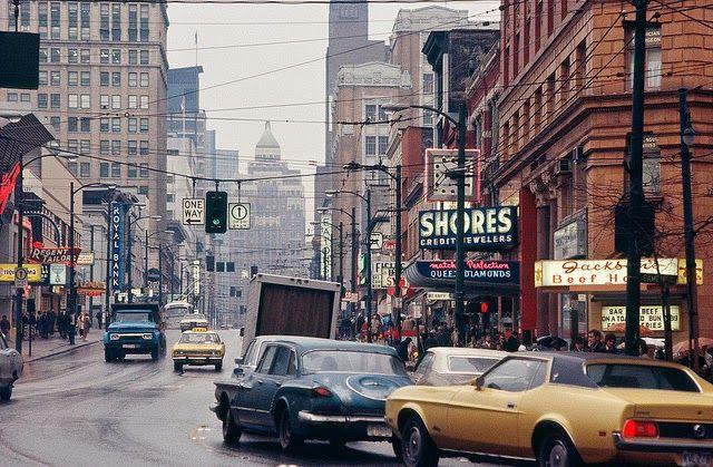 vintage everyday: Wonderful Color Photographs of Street ...