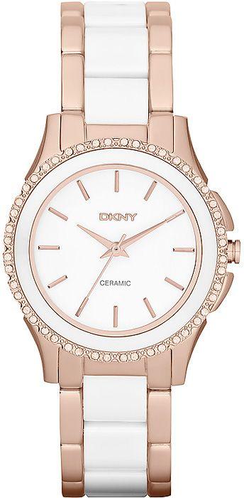Zegarek damski DKNY NY8821 - sklep internetowy www.zegarek.net
