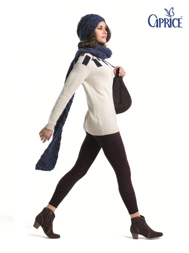 Schicke Stiefeletten im Westernstyle aus der Caprice Herbst/Winter Kollektion 2013/14. #HSE24 #accessoires #shoes