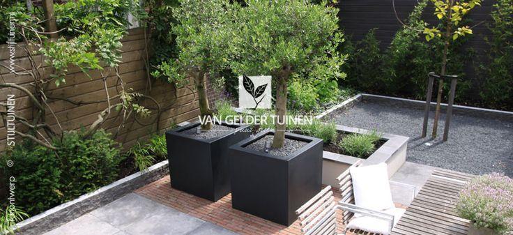 Tips en idee n voor de inrichting van de kleine tuin for Kleine voortuin ideeen foto s
