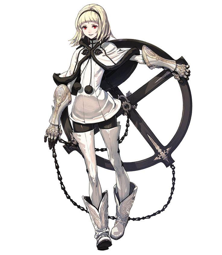 One - Characters  Art - Drakengard 3
