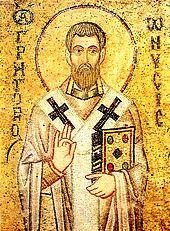 Augustin d'Hippone — Wikipédia