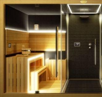 Jacuzzi Sasha sauna