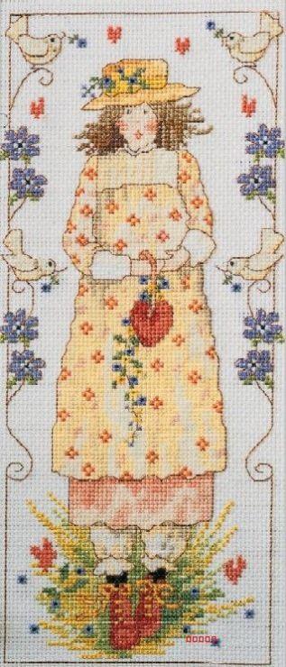 Gallery.ru / Фото #1 - Valentine Lady - jusok