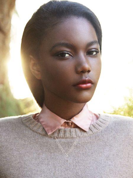 Beauty Darkskin Makeup Portrait Darkskin Blackwomen: Best 25+ Black Beauty Tumblr Ideas On Pinterest